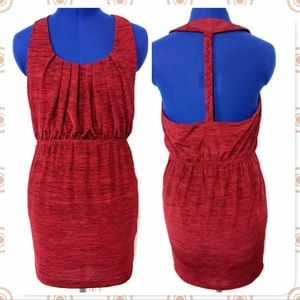Rory Beca Braided Open Back Tank Top M